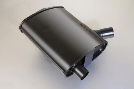 Catalytic-muffler